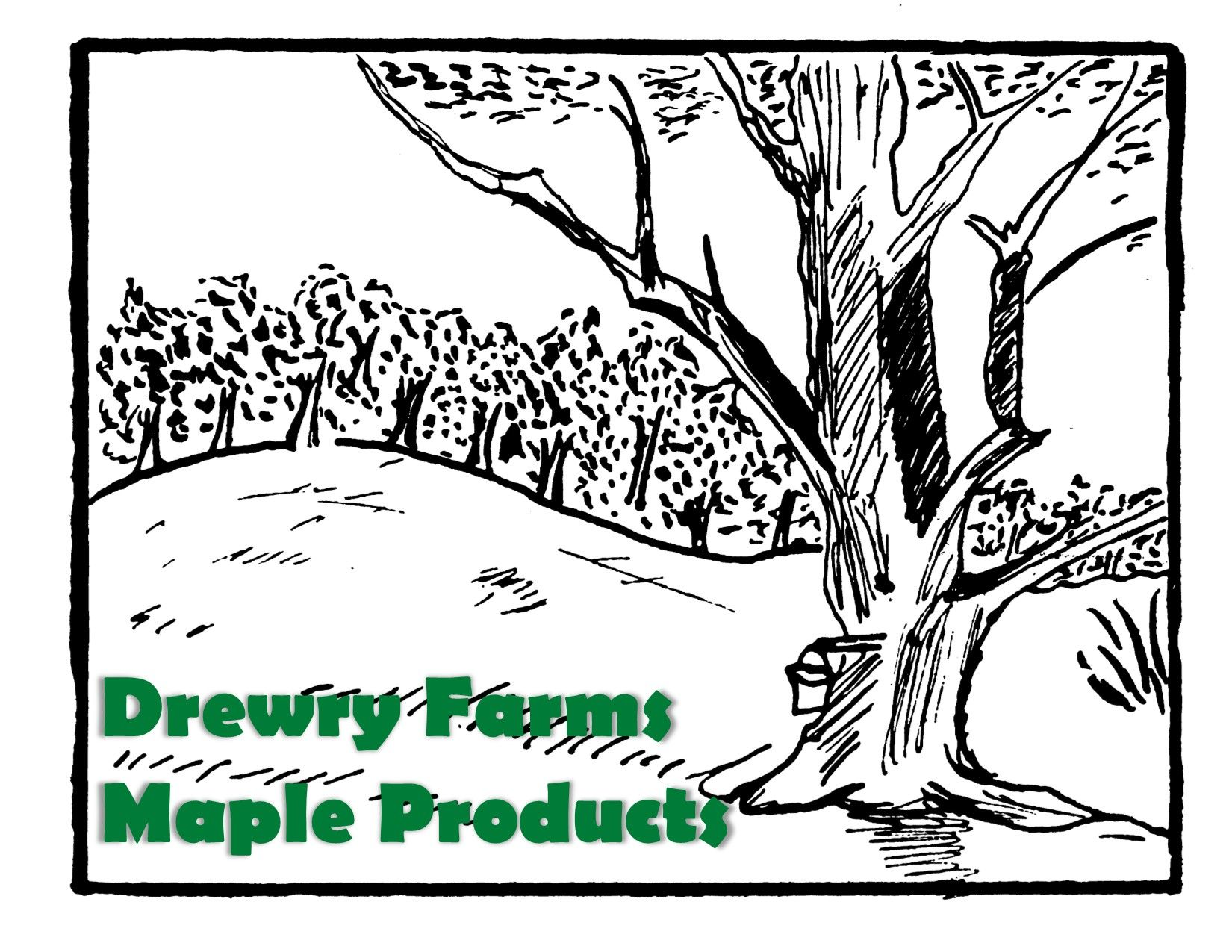 Drewry Farms Maple Syrup
