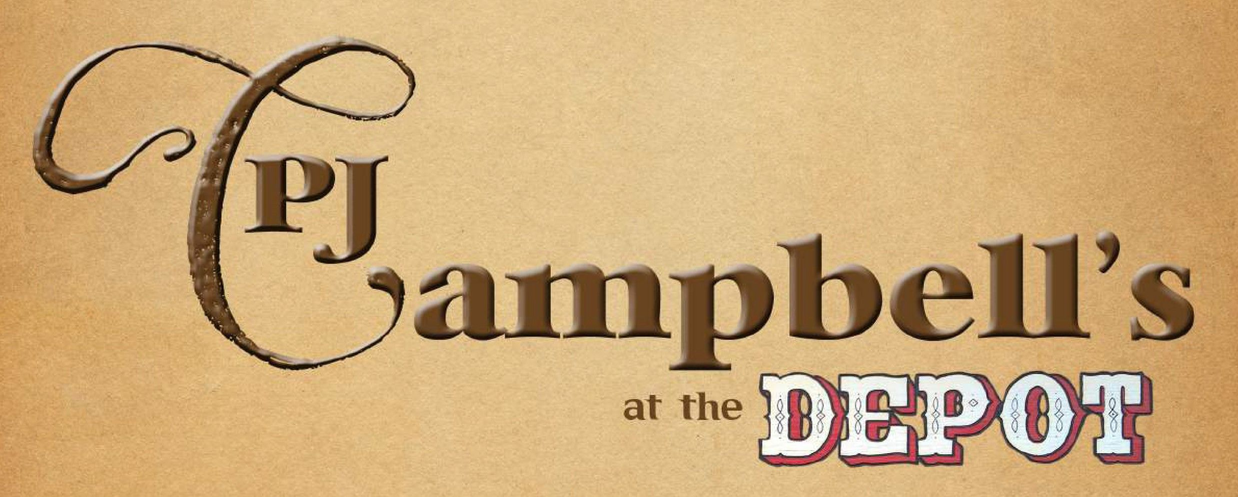 PJ Campbells at the Depot