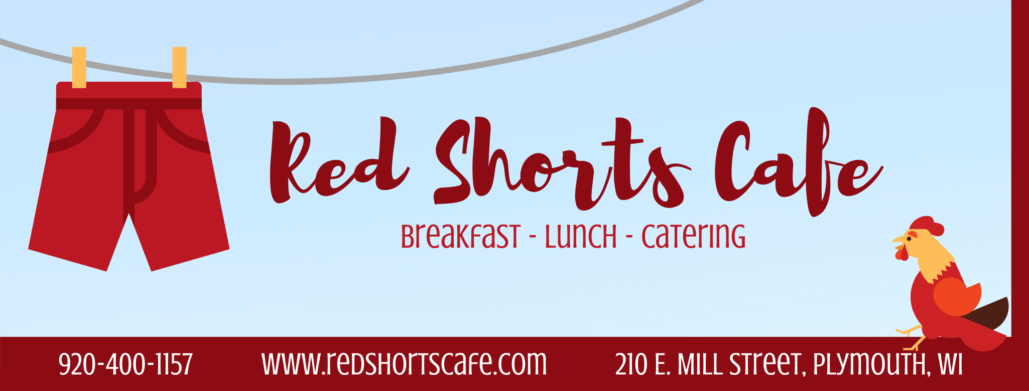 Red Shorts Cafe