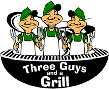 Three Guys and a Grill at Marsh Lodge
