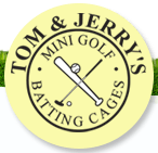 Tom & Jerry's Mini Golf